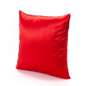 תמונה של כרית נוי אדום מרילין
