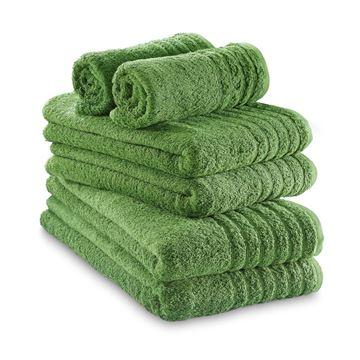 תמונה של מגבת ירוק כהה