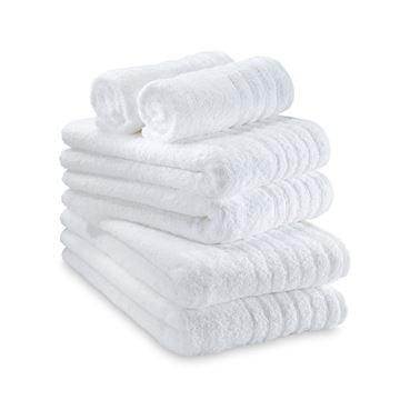 תמונה של מגבת לבן