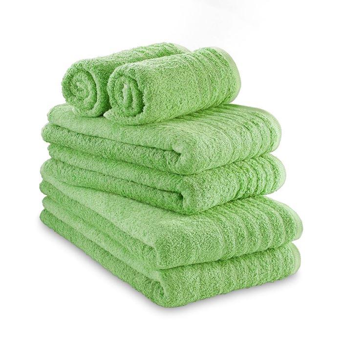 תמונה של מגבת ירוק ליים