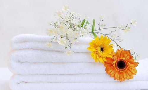 איך לקנות את המגבת הנכונה, טיפול במגבות וניפוץ מיתוסים.