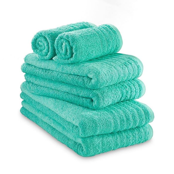 תמונה של מגבת ירוק