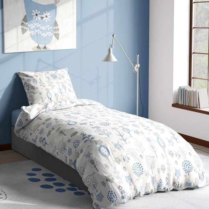 תמונה של דגם ינשופים כחול