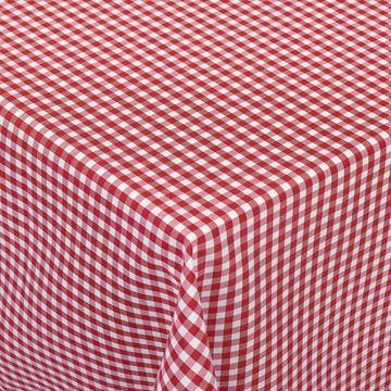 תמונה של מפת משבצות אדום לבן